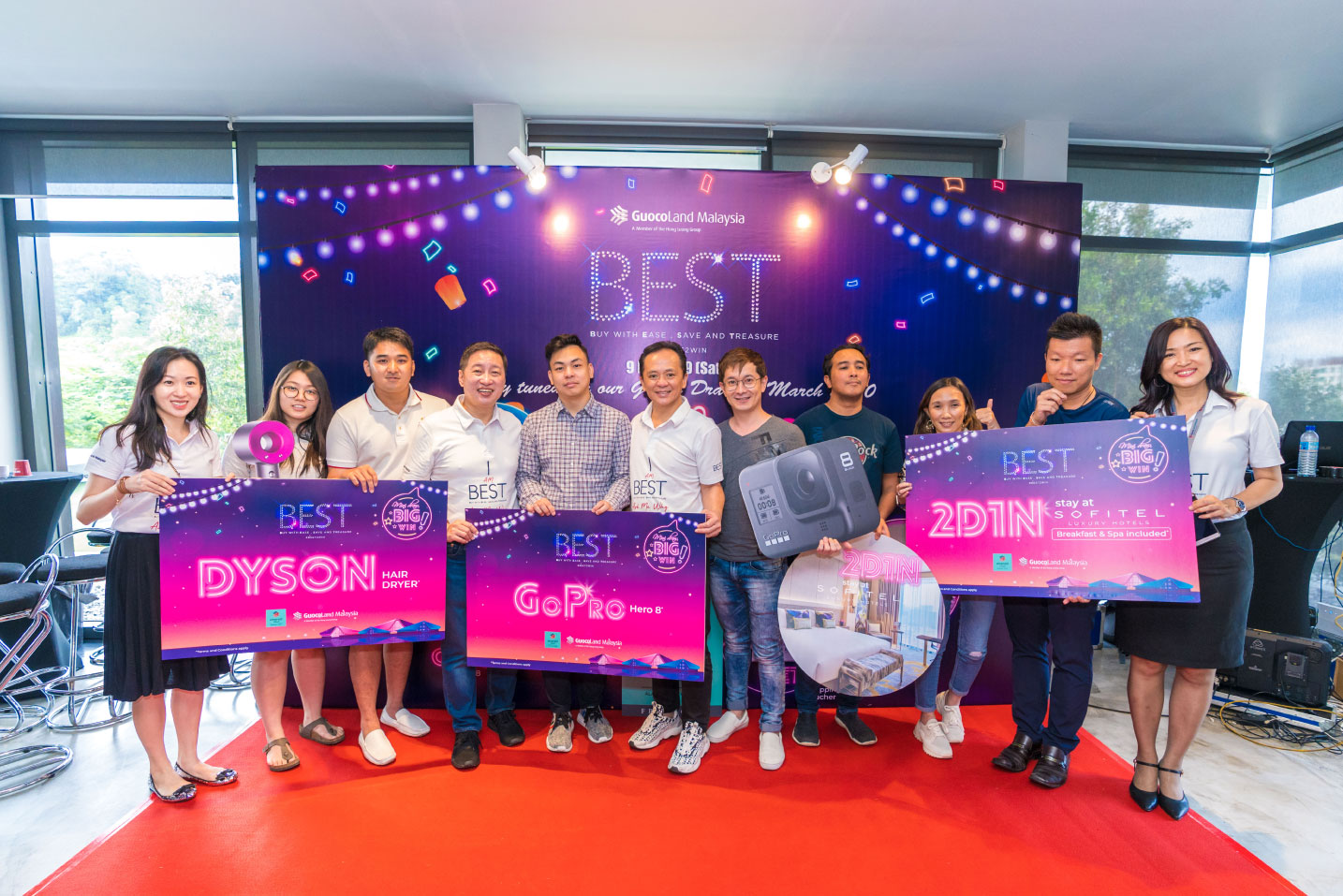 GuocoLand Malaysia unveils the 'BEST' campaign,  offers an easy way to own a home