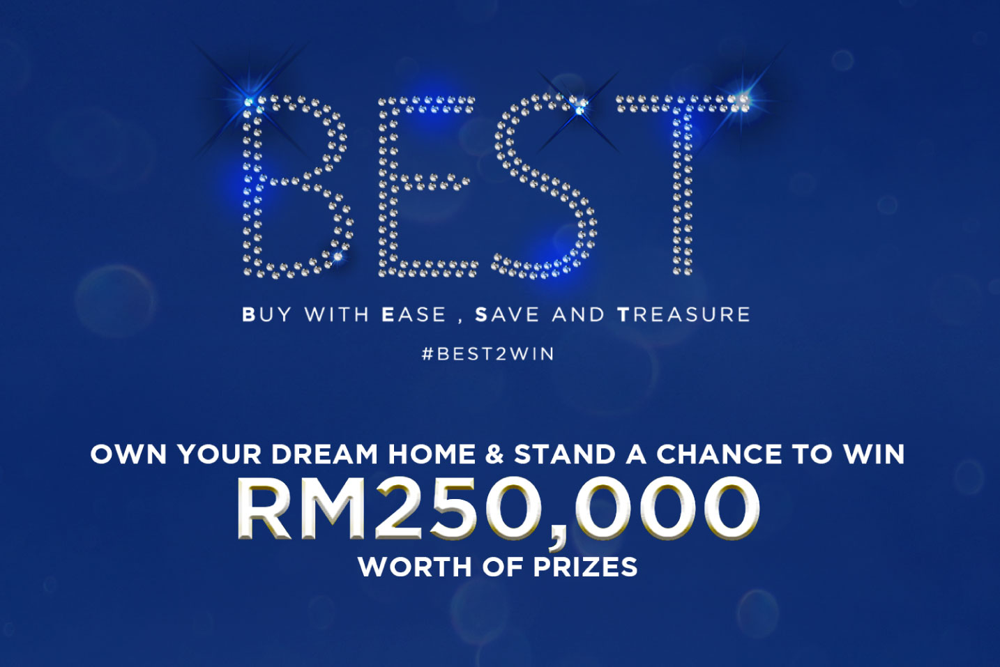 GuocoLand (Malaysia) Berhad launches 'BEST' campaign with prizes worth a total of RM250,000 in conjunction with HOC