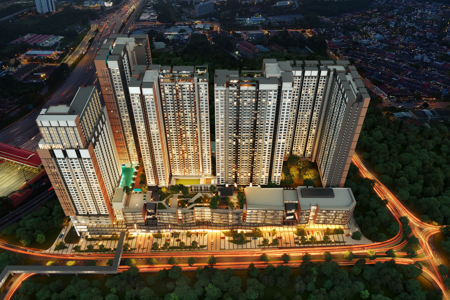GuocoLand Achieved another Milestone in Cheras with 80% Sales of Emerald 9's First Residential Tower in One Month!